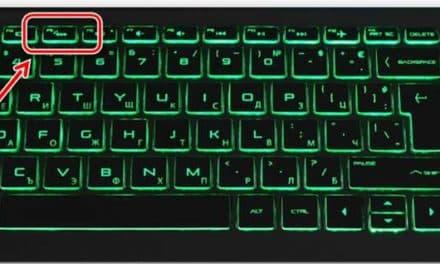 Подсветка клавиатуры на Ноутбуке — как включить или выключить